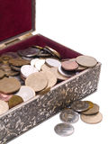 Treasure box Royalty Free Stock Photography