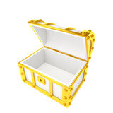 Treasure box Stock Photography