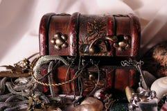 Treasure case Stock Image