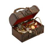 Free Treasure Chest Royalty Free Stock Images - 12956939