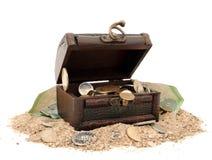 Free Treasure Chest Stock Photography - 13847602