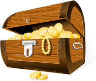 Free Treasure Chest Stock Images - 14742194