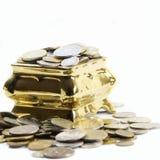 treasure-chest Royalty Free Stock Photos