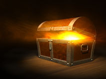 Free Treasure Chest Stock Photography - 22915142