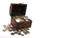 Treasure-chest Stock Photography