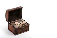 Treasure-chest Stock Images