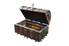 Free Treasure Chest Royalty Free Stock Photos - 759798