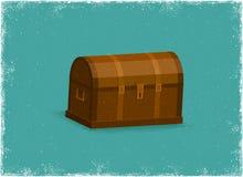 Treasure Chest royalty free illustration