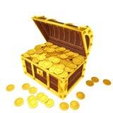 Treasure Chest Stock Photography