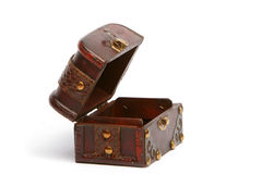 Treasure chests Royalty Free Stock Photos