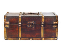 Treasure chests Stock Image