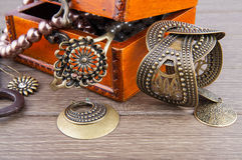 Treasure Stock Photography