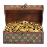 Treasure - front view Stock Photo
