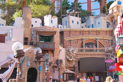Treasure Island hotel and casino  in Las Vegas Royalty Free Stock Photography