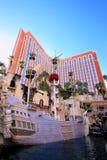 Treasure island hotel and casino, Las Vegas, Nevada Royalty Free Stock Images
