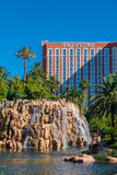 Treasure Island hotel and casino Stock Photography