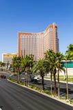Treasure Island Hotel and Casino o Stock Photography