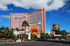 Treasure Island Hotel, Las Vegas Stock Photo