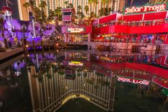Treasure Island Hotel and Casino, Las Vegas Royalty Free Stock Image