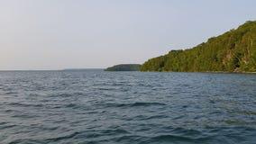 Treasure Island, Mindemoya Lake. Stock Image