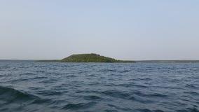 Treasure Island, Mindemoya Lake. Stock Photo