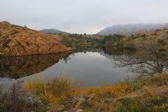 Treasure Lake Reflections Royalty Free Stock Photo
