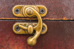 Treasure Lock Royalty Free Stock Photography