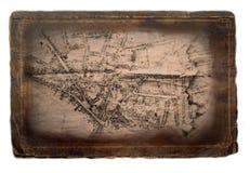 Treasure map Royalty Free Stock Images