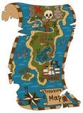 Treasure Map Royalty Free Stock Image