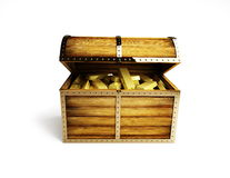 Treasure, pirates Stock Photography