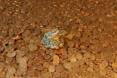 Treasures. Almost feng shui. Royalty Free Stock Photography