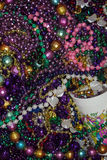 Treasures From Mardi Gras Royalty Free Stock Photography