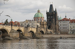 Treasures of Prague Royalty Free Stock Photos
