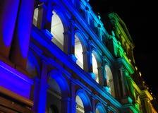 Treasury Building Stock Image