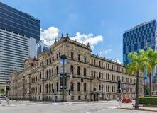 Treasury Building in Brisbane Stock Photos
