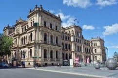 Treasury Casino and Hotel - Brisbane Australia Royalty Free Stock Photography