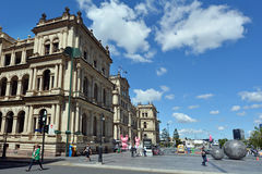 Treasury Casino and Hotel - Brisbane Australia Stock Photos