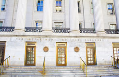 The Treasury Department Stock Photos