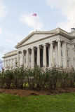 Treasury Department Stock Photo