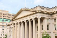 Treasury Department Royalty Free Stock Images