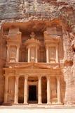 Treasury of Petra Stock Photo