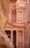 Treasury, Petra, Jordan Royalty Free Stock Images