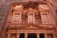 Treasury, Petra, Jordan Royalty Free Stock Photography