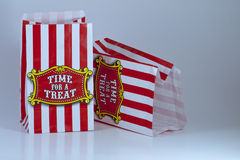 Treat Bags Royalty Free Stock Images