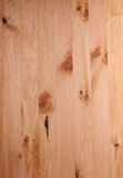Treated pine boards with knots Stock Photography