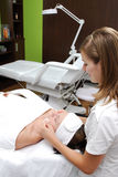 Treatment royalty free stock photos