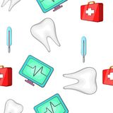 Treatment pattern, cartoon style Stock Photography