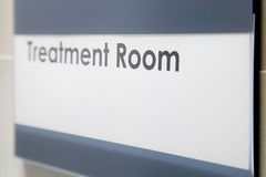 Treatment room Stock Images