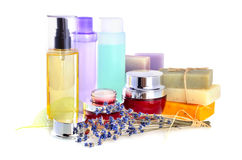 Treatments for bodycare royalty free stock photos