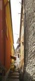 Trebbiano a very beautiful medieval village Stock Image